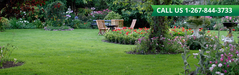 Ingram Lawn & Garden serves Montgomery County Pennsylvania with residential and commercial lawn, shrub and tree care.